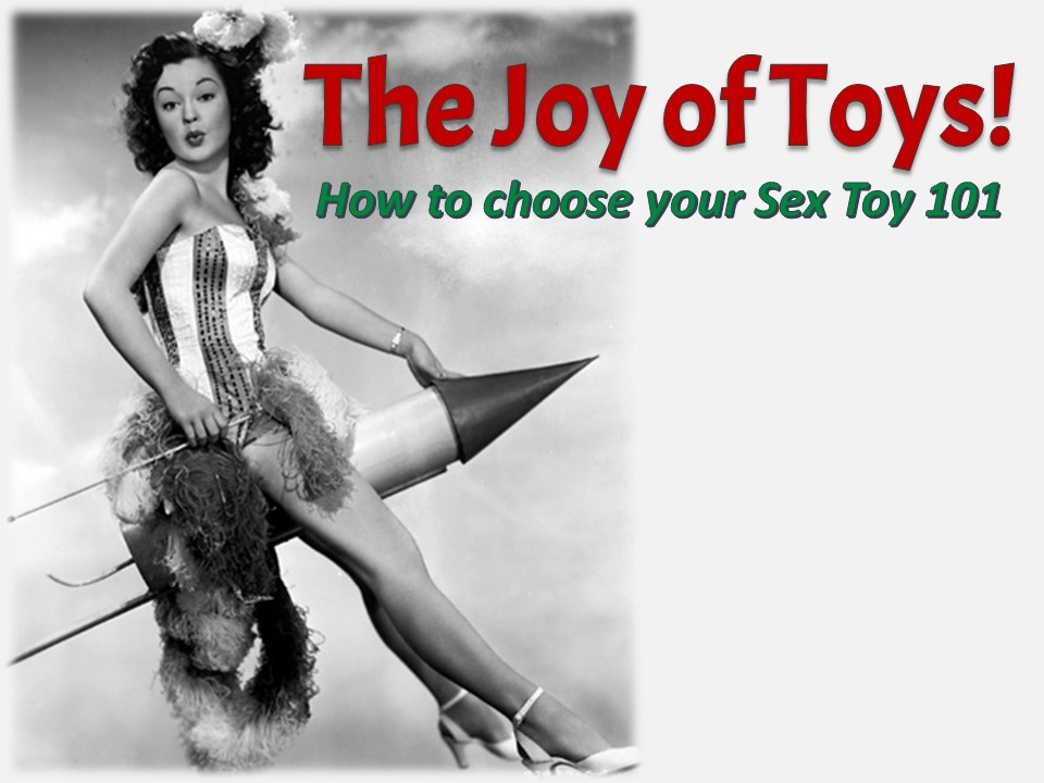 The Joy of Toys!